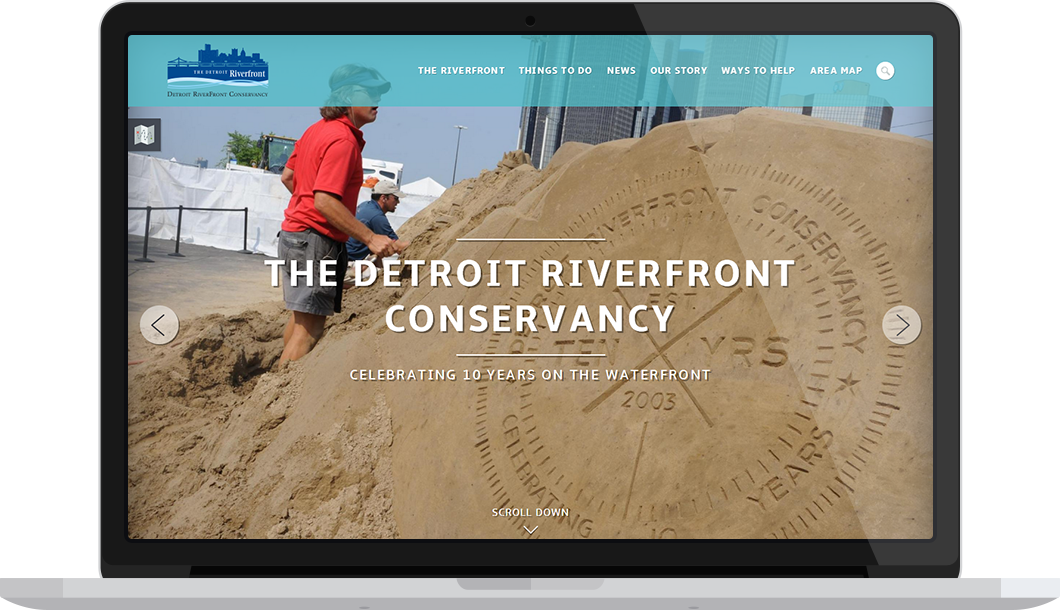 Detroit Riverfront Conservancy