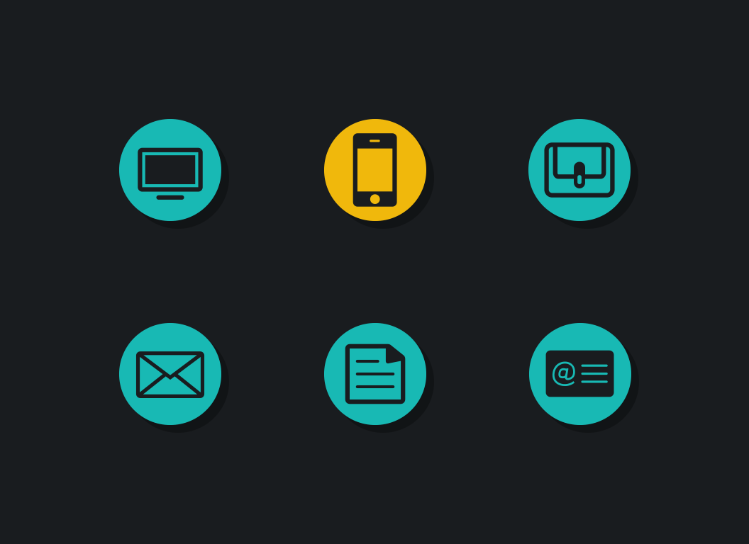 VisionFlux Icons